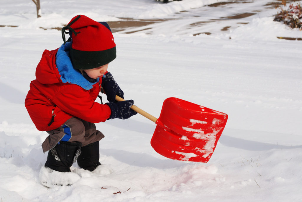 Safe Snow Shoveling Tips