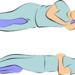 No Pain Sleep Postures