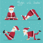 Christmas Holiday Yoga